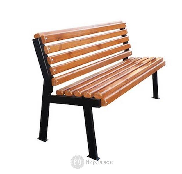 Скамейка»Модерн» без подлокотников
