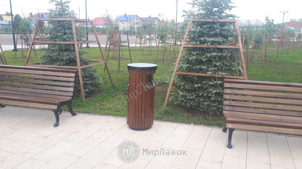 Урна-пепельница «Wood»